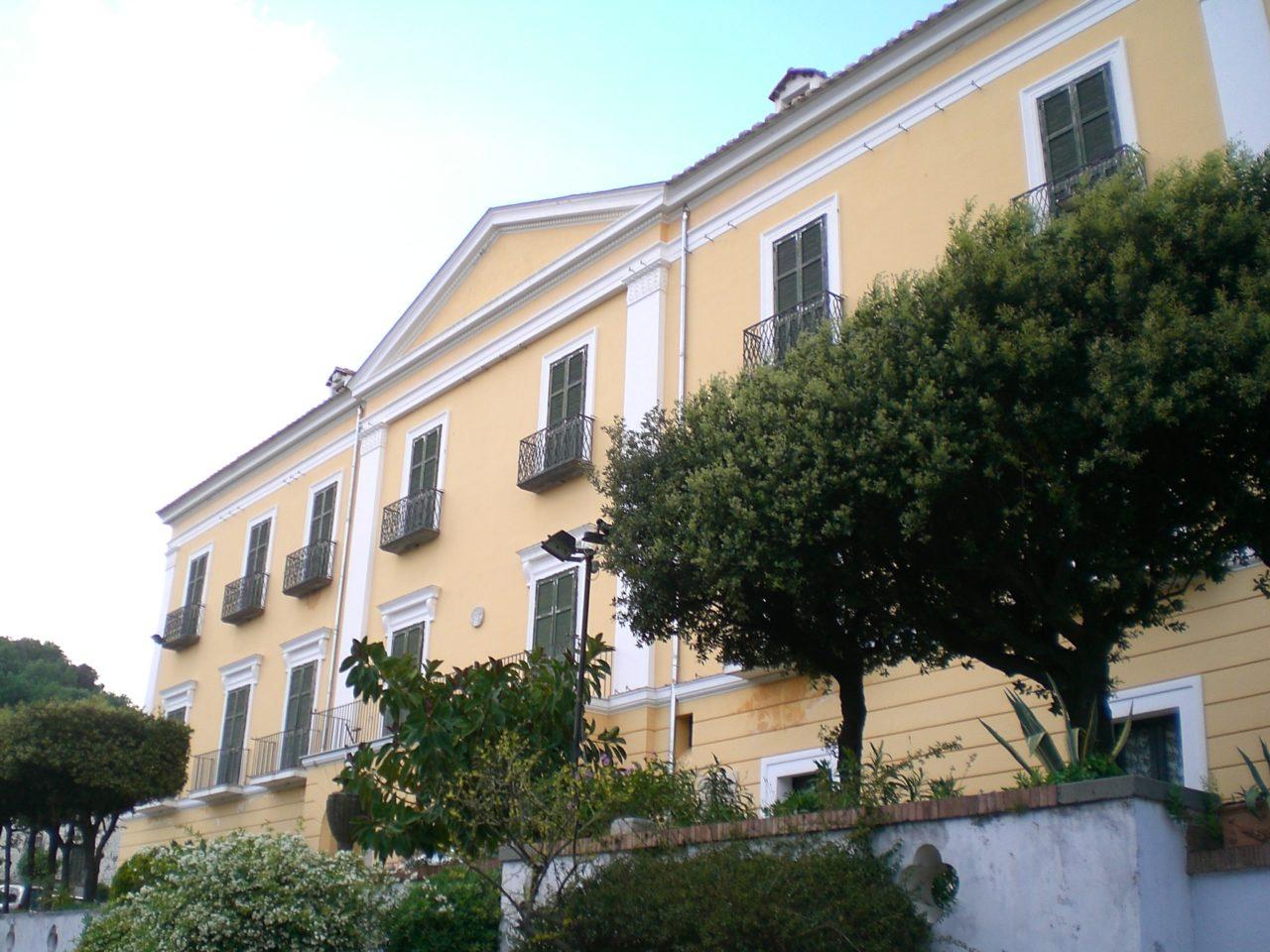 Villa Guariglia text